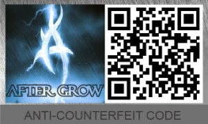 Anti-counterfeiting-code-for-AFTER-GROW